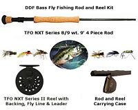TFO Bass Fly Fishing Outfit